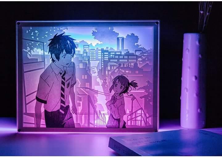 Light box :  Your name - Cái kết có hậu