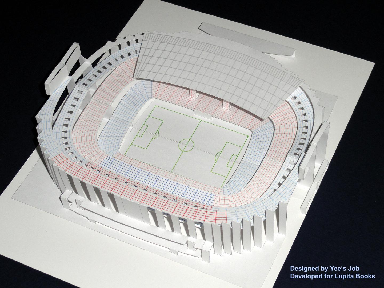 Sân vận động Nou Camp của Barcelona