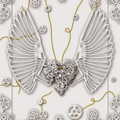 Clockwork Love: Trái Tim bản kĩ thuật mẫu 2