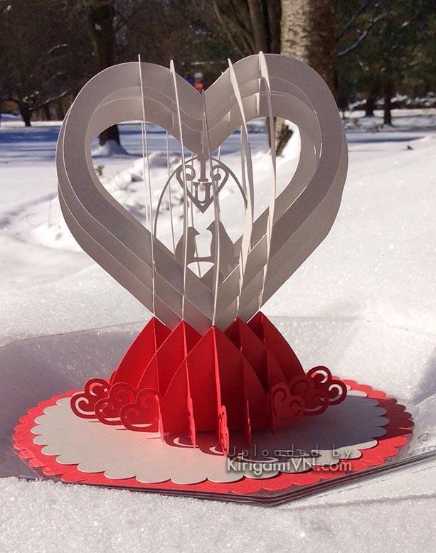 Valentine Pop Up : Món quà Valentine ý nghĩa