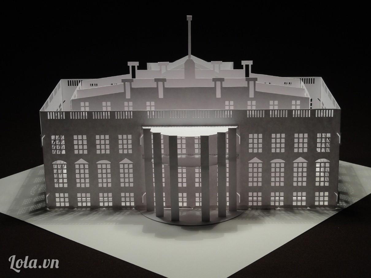 White House : Nhà Trắng Washington